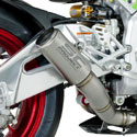 17-18 Aprilia Tuono V4 SC-Project CR-T Low Silencer