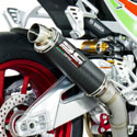 17-18 Aprilia Tuono V4 SC-Project GP65 Silencer Carbon Fiber