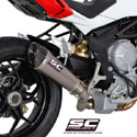 MV Agusta Brutale 675/800/Dragster SC-Project Conic Silencer
