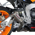2017 Honda CBR1000RR/SP SC-Project CR-T High Slip-On Titanium