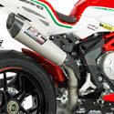 MV Agusta F3 675/800 SC-Project High Position Conic Silencer