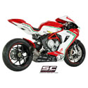 MV Agusta F3 675/800 SC-Project S1 Silencer