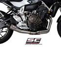 14-16 Yamaha MT-07/FZ-07 SC-Project Conic Full System