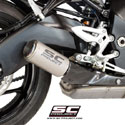15-17 Suzuki GSXS 1000 SC-Project CR-T Silencer