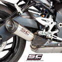 15-17 Suzuki GSXS 1000 SC-Project S1 Silencer