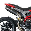 Ducati Hyperstrada SC-Project High Position Oval Slip-On