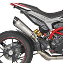 Ducati Hyperstrada SC-Project Conic High Mount Full Exhaust