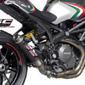 Ducati Monster 1100 EVO SC-Project GP M2 Silencer