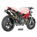 Ducati Monster 796 SC-Project Dual GP Silencers