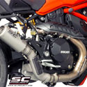 Ducati Monster 1200R SC-Project CR-T Silencer