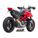 Ducati Hypermotard 1100 EVO/SP SC-Project Oval Silencer