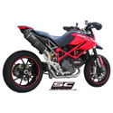 Ducati Hypermotard 1100 EVO/SP SC-Project Oval Full System