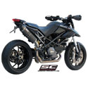 Ducati Hypermotard 796 SC-Project Oval 2-1 Full System