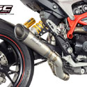Ducati Hypermotard 939/SP SC-Project S1 Silencer w/Link Pipe