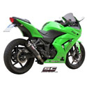 08-12 Kawasaki Ninja 250R SC-Project GP M2 Silencer