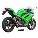 13-16 Kawasaki Ninja 300 SC-Project GP M2 2-1 Full System