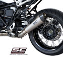 14-17 BMW R Nine T SC-Project Conic Silencer