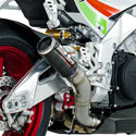 2017 Aprilia RSV4 RF/RR SC-Project CR-T Silencer Carbon