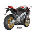 09-14 Aprilia RSV4 Factory/R/APRC SC-Project Oval Race Silencer