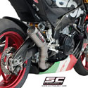 15-16 Aprilia RSV4 RF/RR SC-Project CR-T Silencer