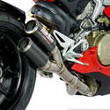 Panigale V4/S SC-Project 2-1-2 System with CRT Carbon Silencer