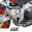 15-16 Aprilia Tuono V4 Factory/RR SC-Project S1 Silencer
