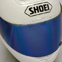Shoei X-14 CWR-1 Pinlock Face Shield Blue
