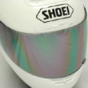 Shoei X-14 CWR-1 Pinlock Face Shield Chrome