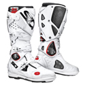 Sidi Crossfire 2 SRS Off-Road Motorcycle Boots White