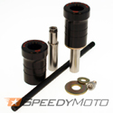 SpeedyMoto Ducati Through The Bodywork Long Frame Slider Kit