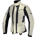 Spidi Venture H2OUT Lady Motorcycle Jacket Black/Ice