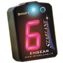 Starlane Engear Universal Gear Indicator w/Shift Light