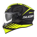 Suomy Speedstar Full Face Motorcycle Helmet SP-1 Black/Yellow