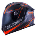 Suomy SR Sport Full Face Motorcycle Helmet Carbon Red