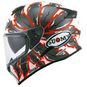 Suomy Stellar Full Face Motorcycle Helmet Apache