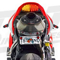 07-12 Honda CBR 600RR TST In-Tail Integrated Tail Light