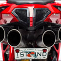 Ducati 848/1098/1198 TST Integrated Tail Light Smoked