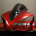 07-08 Yamaha YZF-R1 Used OEM Front Nose Fairing Red