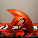 08-10 Suzuki GSXR 600/750 Used OEM Front Fender Orange