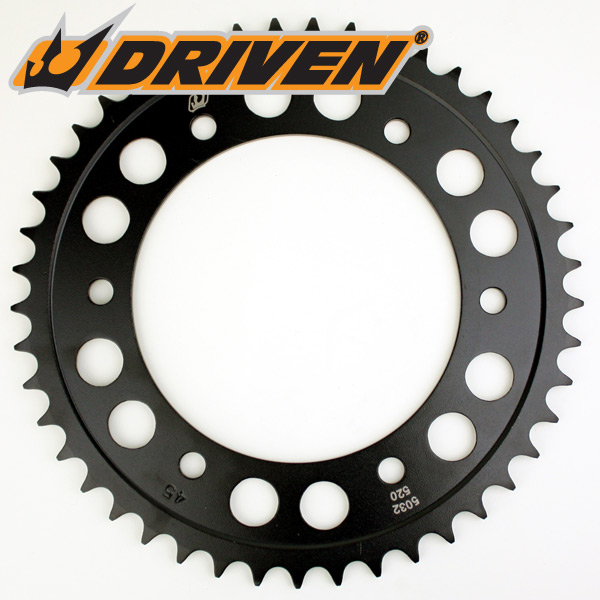 Driven Racing Steel 525 Rear Sprocket 99-12 Suzuki SV650/S